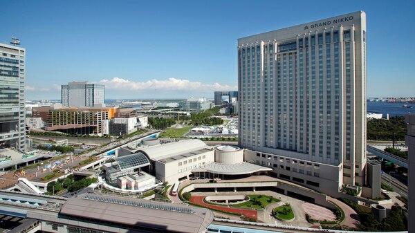 グランドニッコー東京 台場 高級ホテルをデイユース