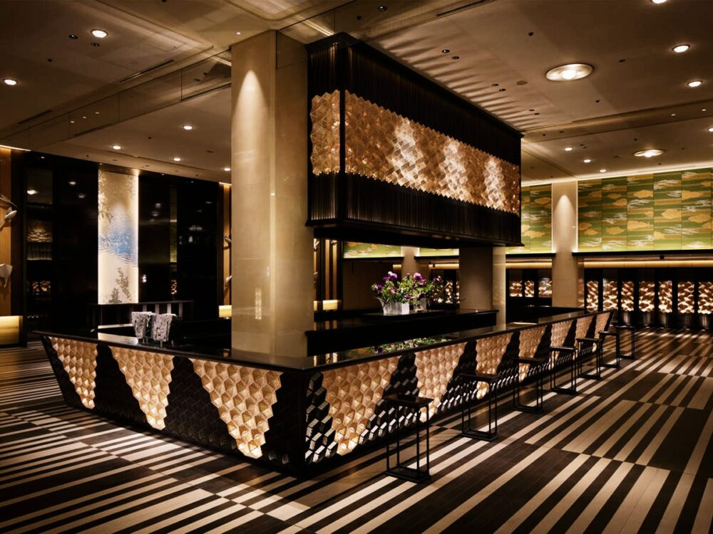 グランドプリンスホテル新高輪 高級ホテルをデイユース