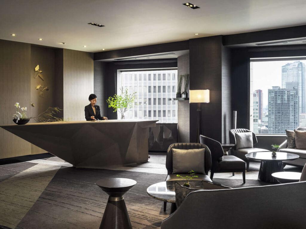 ANAインターコンチネンタルホテル東京 高級ホテルをデイユース