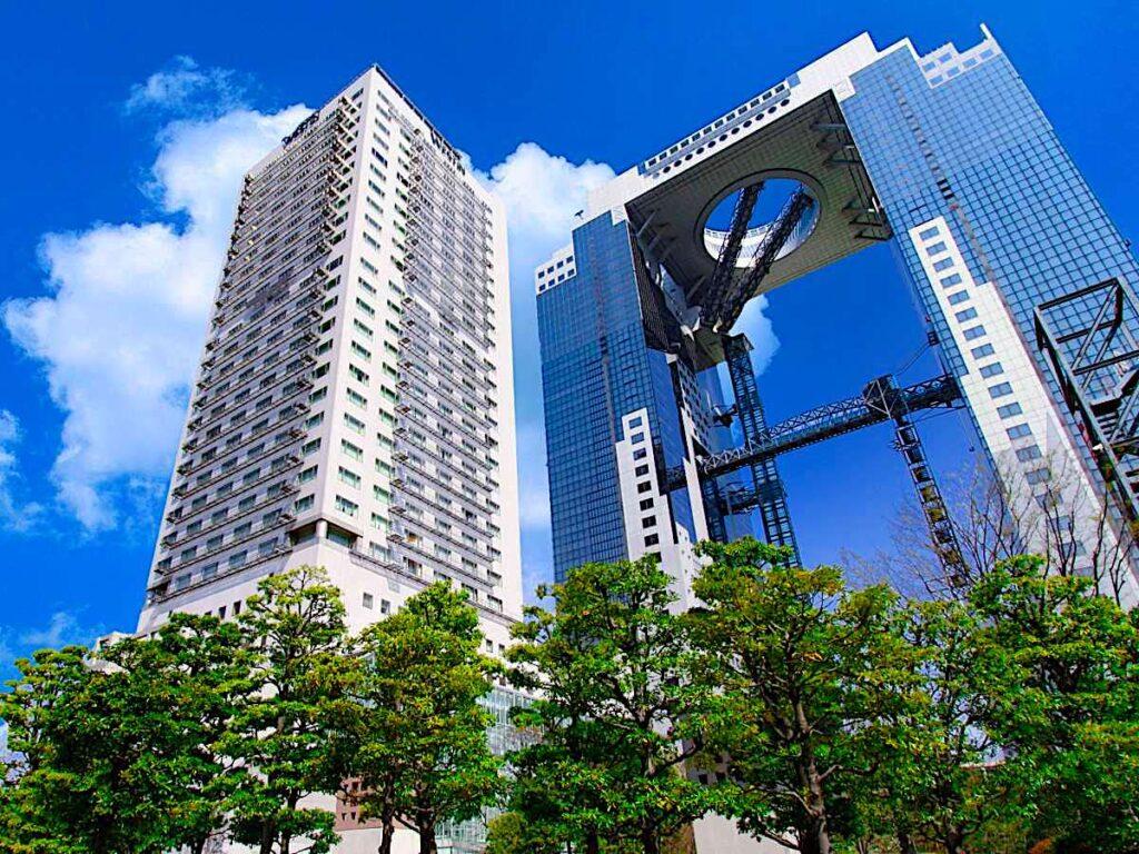 ウェスティンホテル大阪 おすすめデイユースホテルを厳しめ評価でランキング