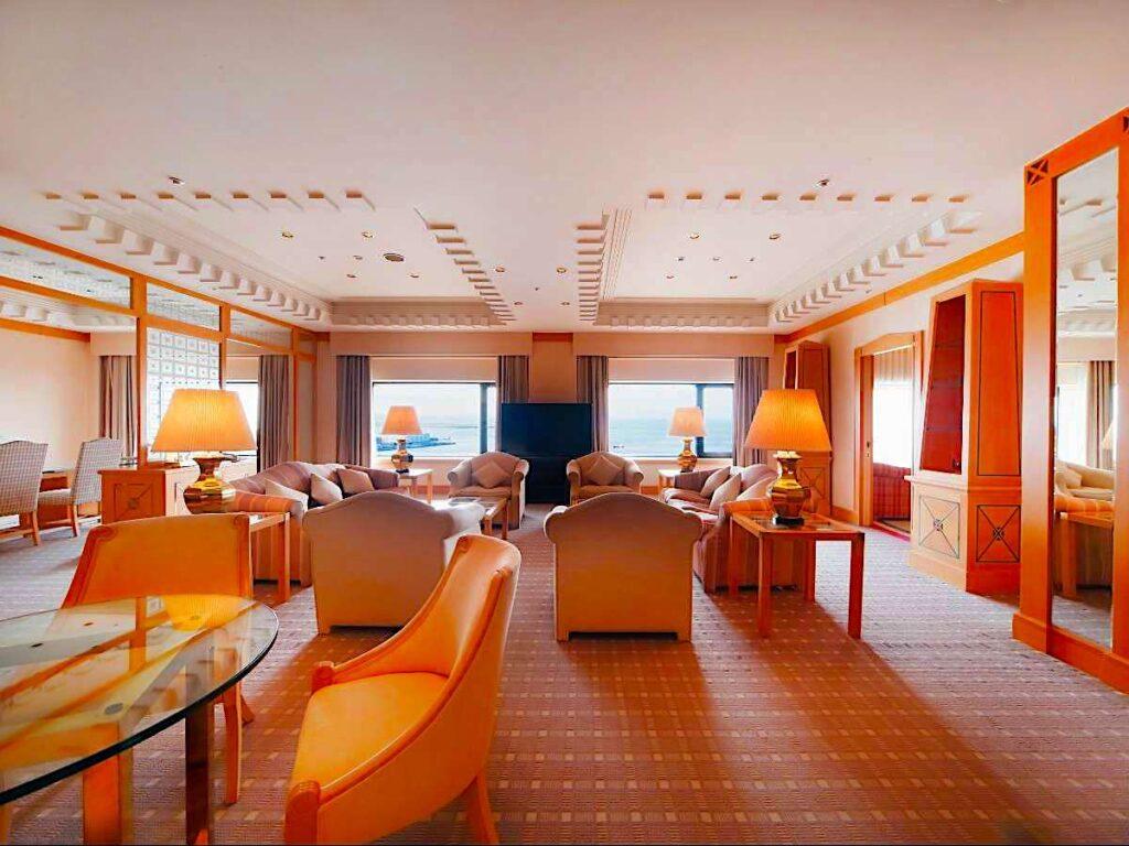 ホテルオークラ神戸 高級ホテル 予約 【高級ホテル】「かしこく優雅に」デイユース利用