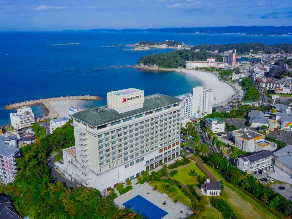 南紀白浜マリオットホテル 【白浜】日帰り温泉 個室があるホテル&宿