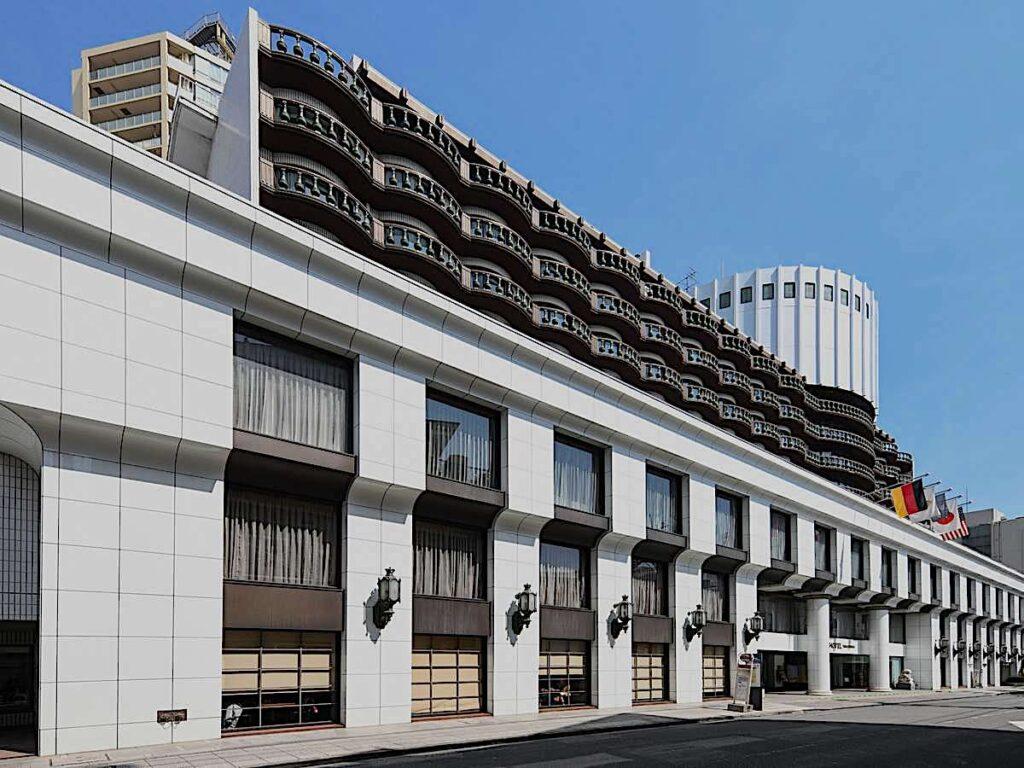 ローズ ホテル 横浜 【高級ホテル】デイユース利用