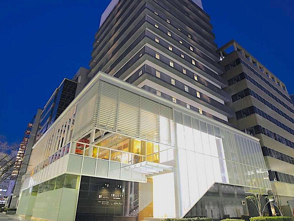 ホテルトラスティ神戸旧居留地 おすすめデイユースホテルを厳しめ評価でランキング