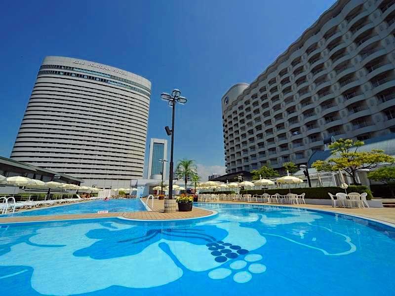 神戸ポートピアホテル 神戸 【高級ホテル】「かしこく優雅に」デイユース利用