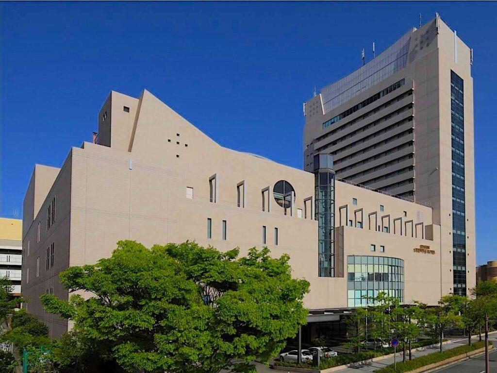 神戸 西神オリエンタルホテル 神戸 【高級ホテル】「かしこく優雅に」デイユース利用
