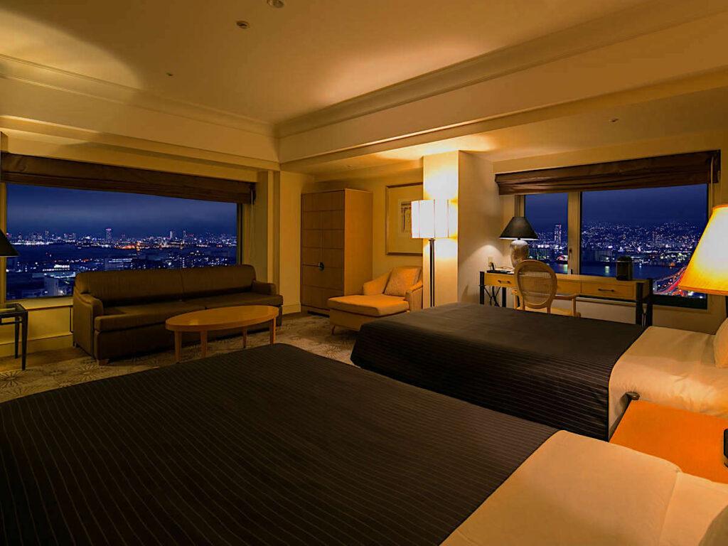 神戸ベイシェラトン ホテル&タワーズ おすすめデイユースホテルを厳しめ評価でランキング
