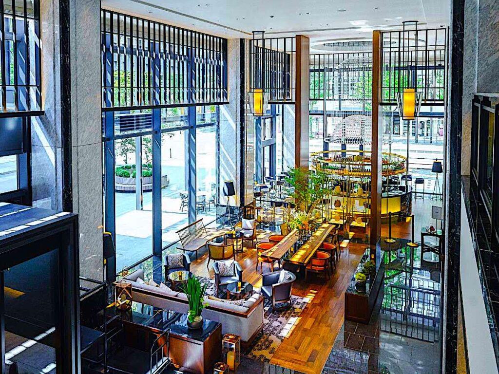 ハイアット リージェンシー 横浜 デイユース予約 横浜【高級ホテル】デイユース利用