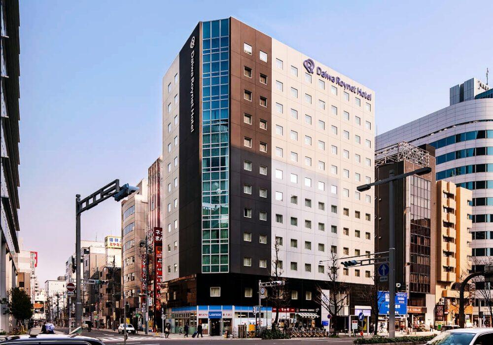 ダイワロイネットホテル名古屋駅前 おすすめデイユースホテルを厳しめ評価でランキング