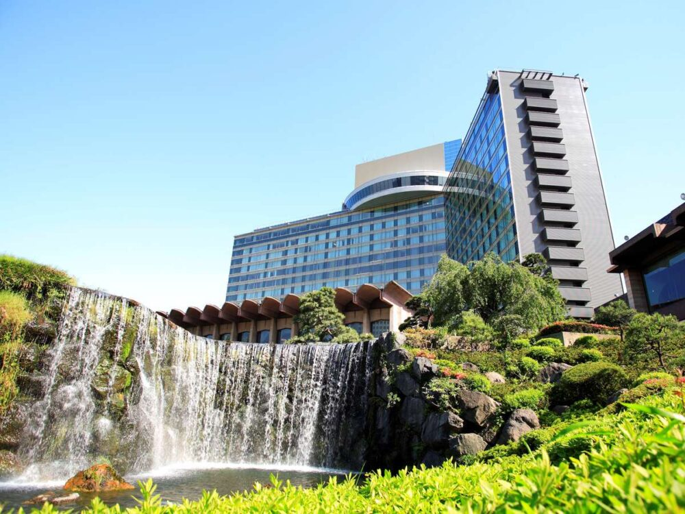 ホテルニューオータニ 高級ホテルをデイユース