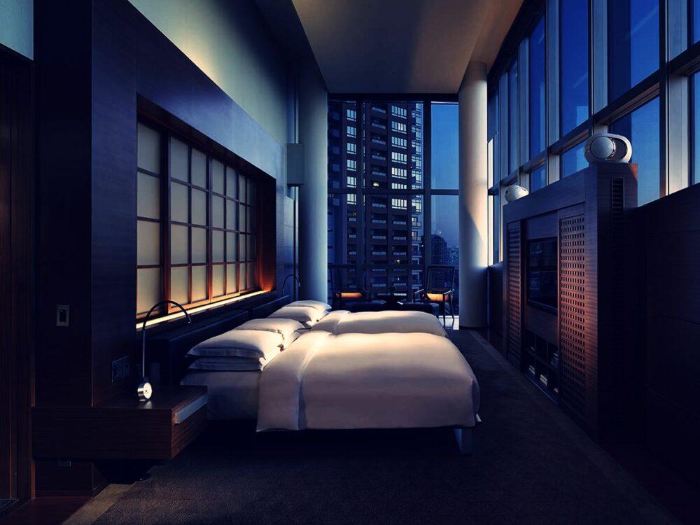 グランドハイアット東京 高級ホテルをデイユース