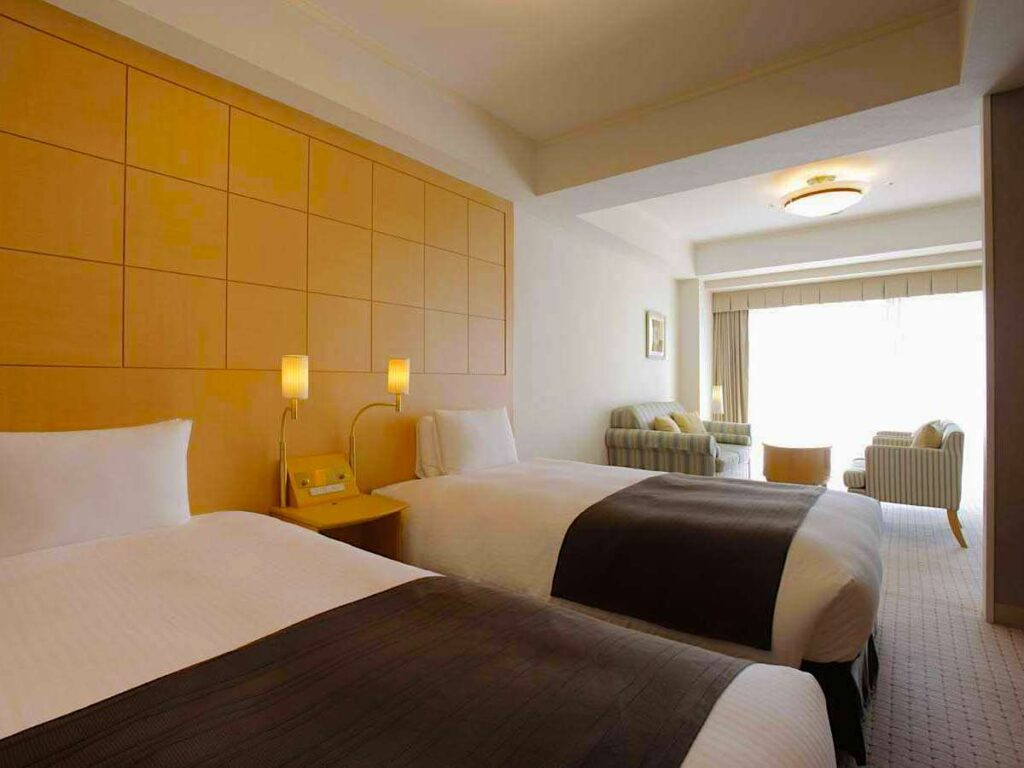 ホテルエミオン東京ベイ 【ディズニー周辺】デイユースできるホテル 休憩・仮眠に!