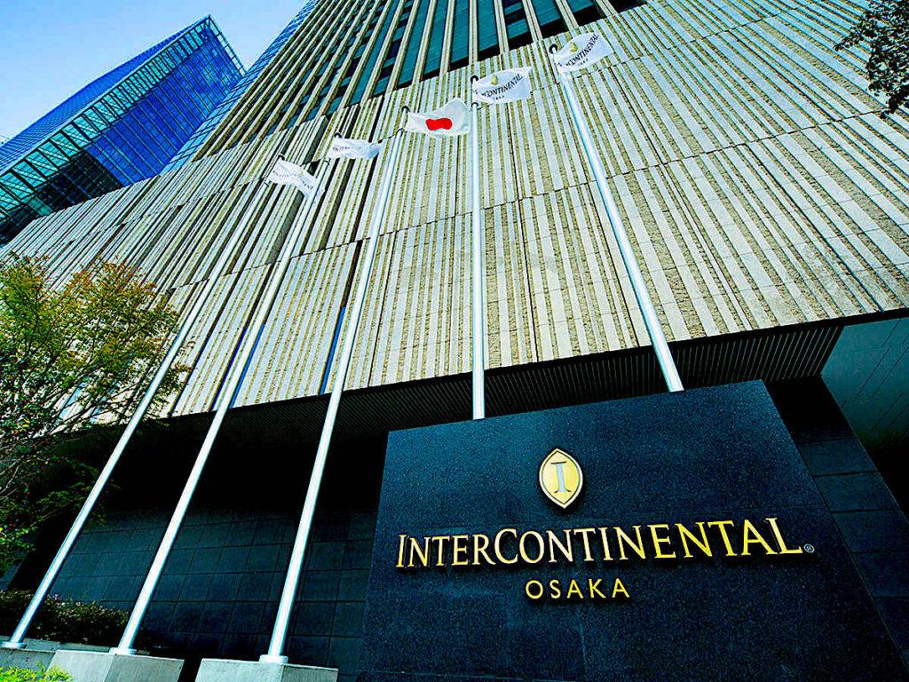 インターコンチネンタルホテル大阪 デイユース