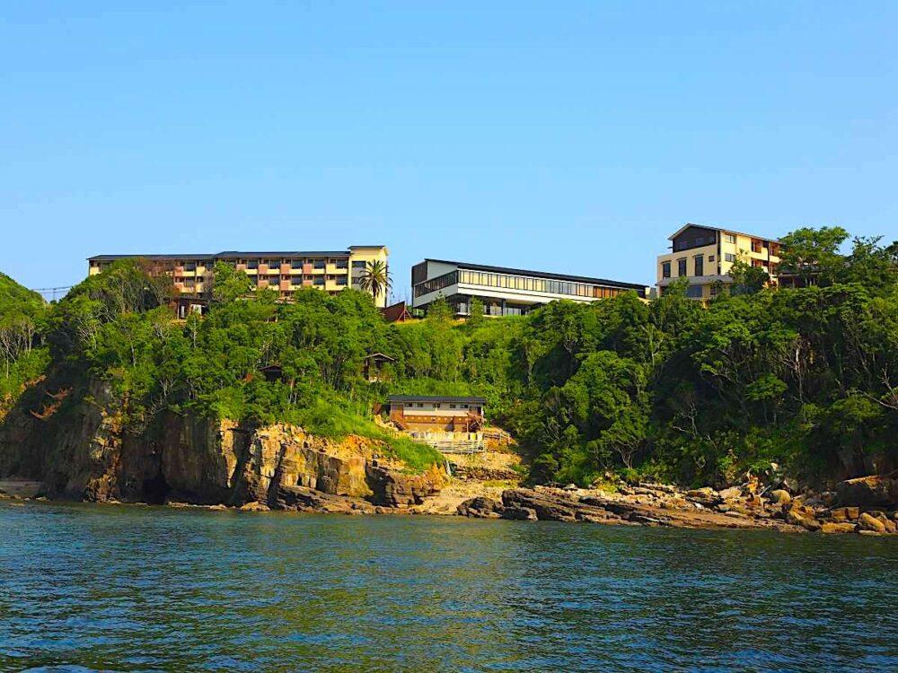 南紀白浜 浜千鳥の湯 海舟 【白浜】日帰り温泉 個室があるホテル&宿
