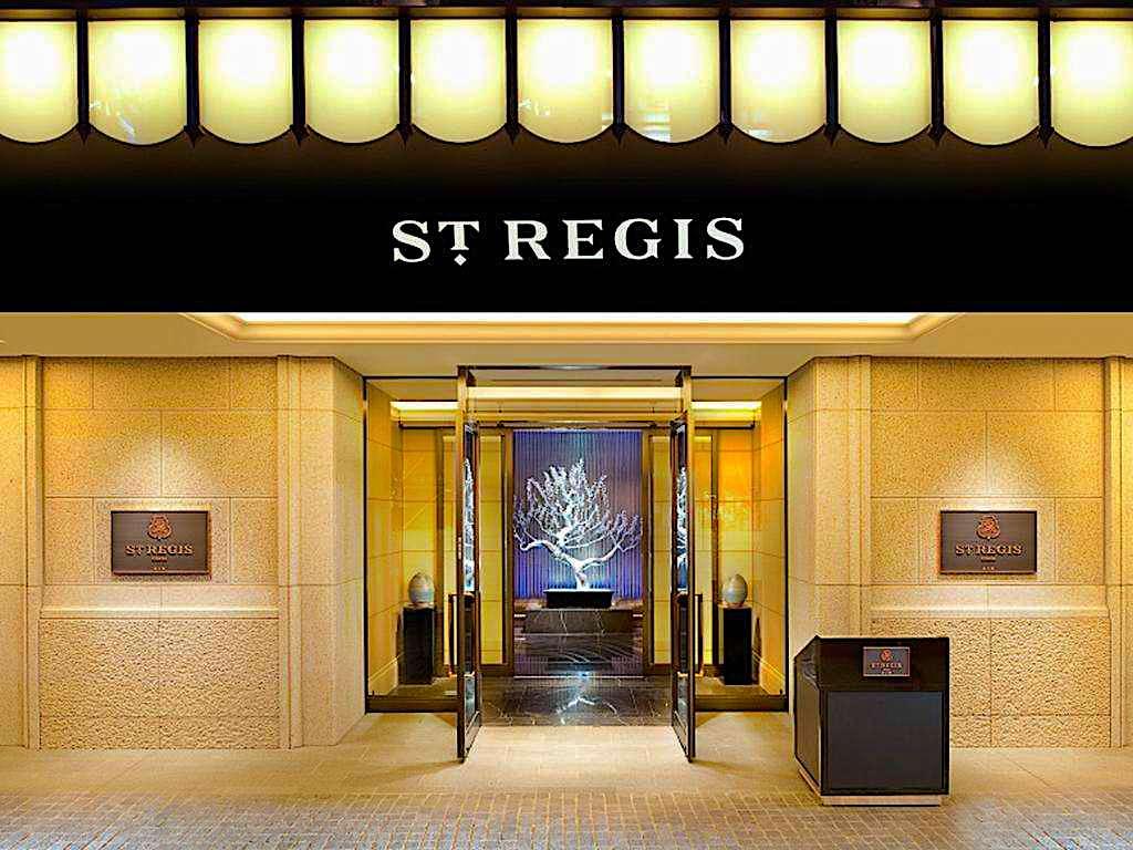 セント レジス ホテル 大阪 デイユース