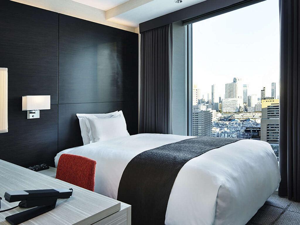 三井ガーデンホテル銀座プレミア 高級ホテルをデイユース