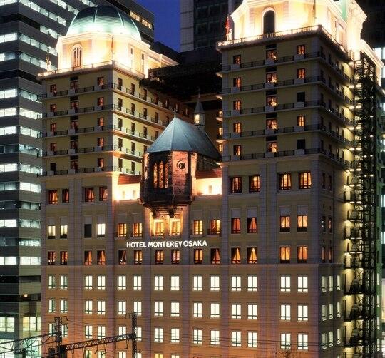 ホテルモントレ大阪 おすすめデイユースホテルを厳しめ評価でランキング