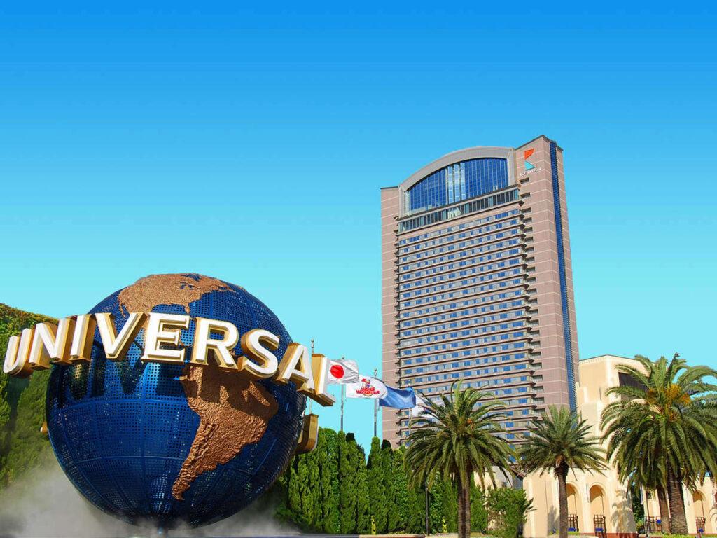 ホテル京阪 ユニバーサル・タワー【USJ周辺】デイユースできるホテル 休憩・仮眠に!