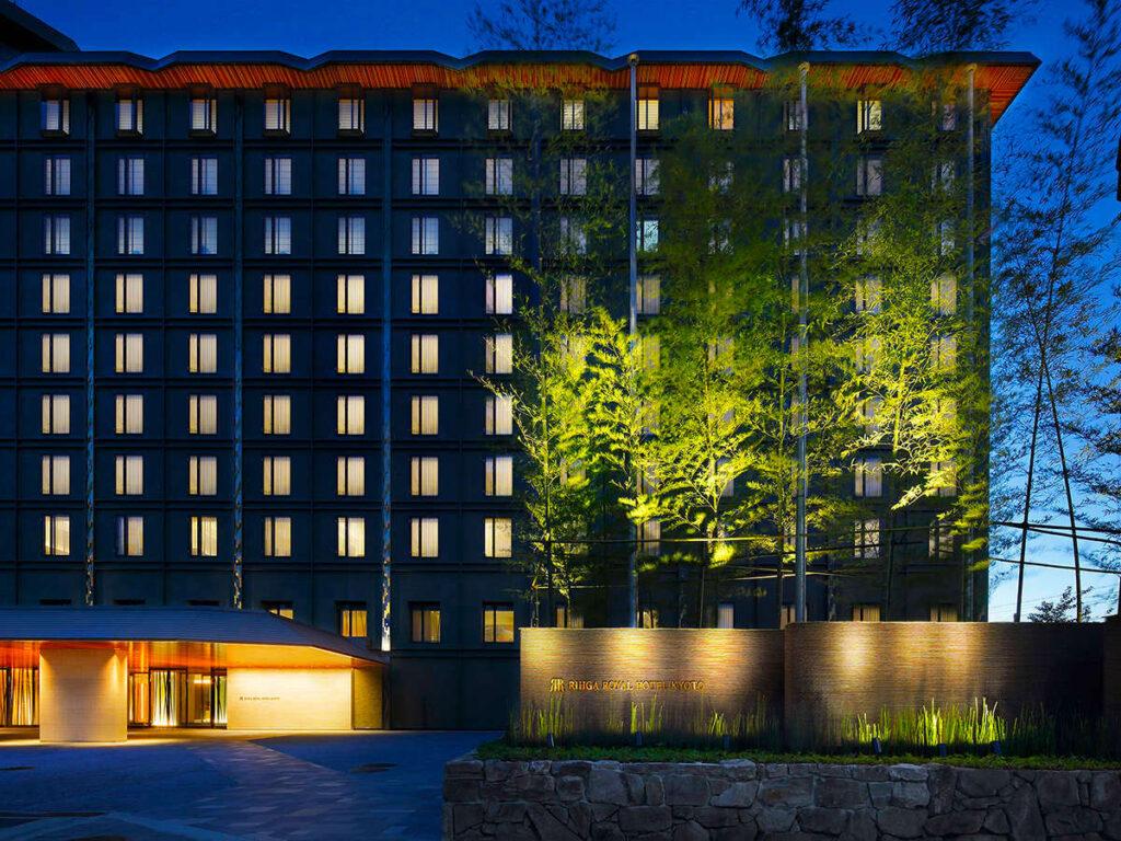 「デイユース」できる【リーガロイヤルホテル】テレワーク、カップルにおすすめ! リーガロイヤルホテル京都