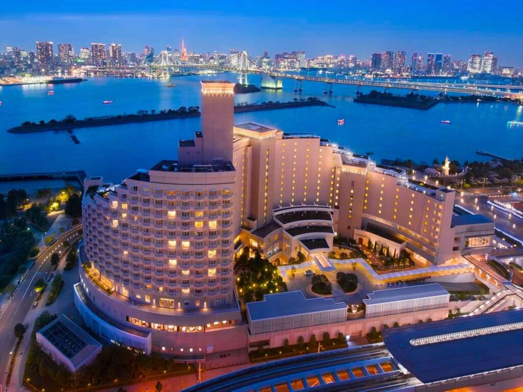「デイユース」できる【ヒルトンホテル】 テレワーク、カップルにおすすめ! ヒルトン東京お台場