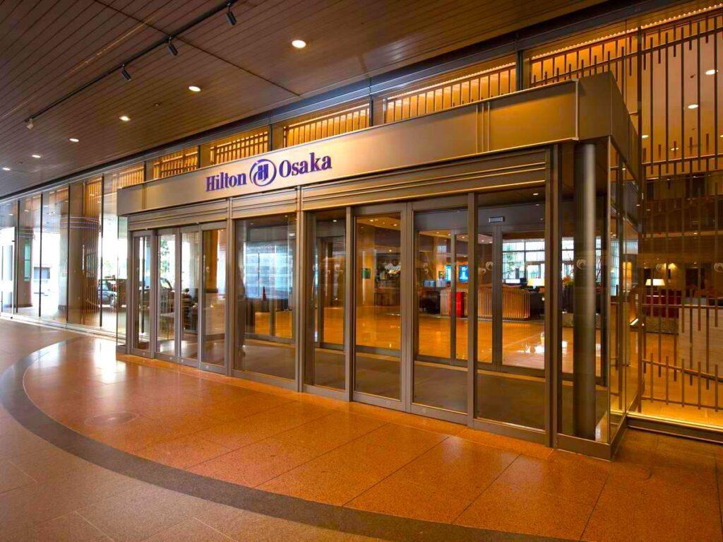 「デイユース」できる【ヒルトンホテル】 テレワーク、カップルにおすすめ! ヒルトン大阪