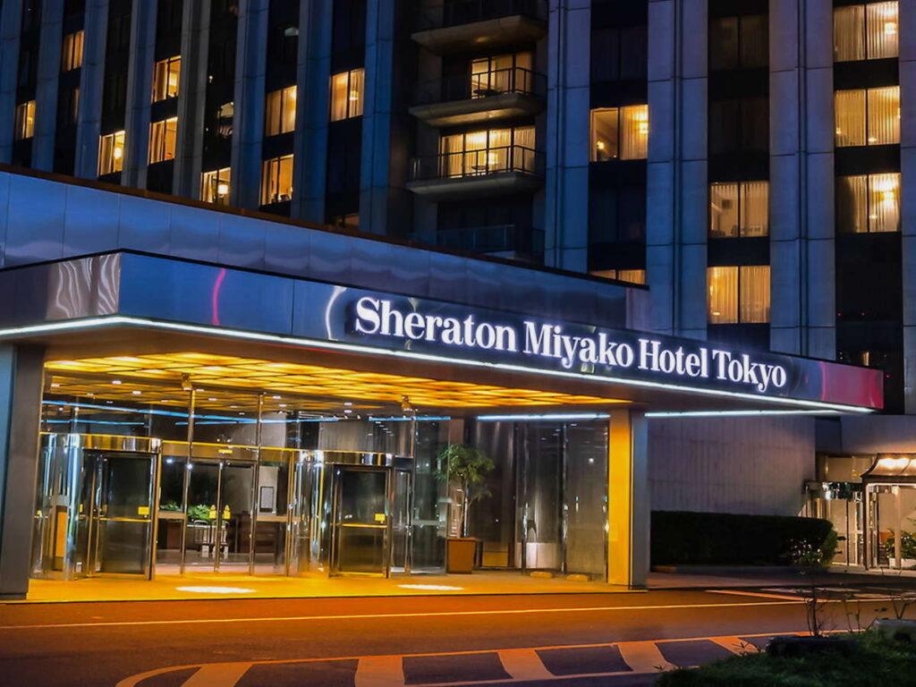 「デイユース」できる【シェラトンホテル】テレワーク、カップルにおすすめ!シェラトン都ホテル東京