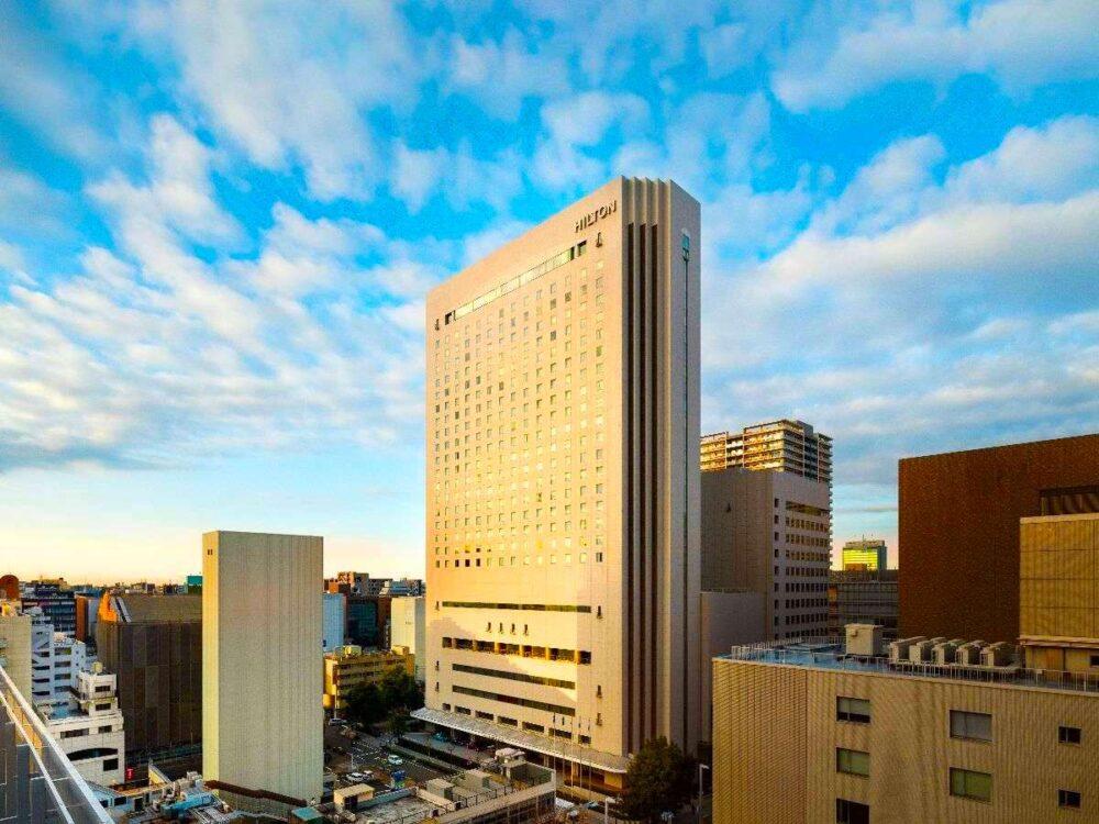 「デイユース」できる【ヒルトンホテル】 テレワーク、カップルにおすすめ! ヒルトン名古屋