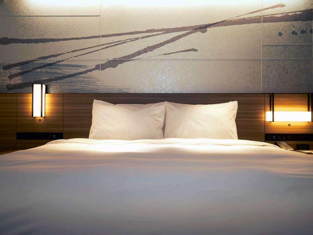 「デイユース」できる【マリオット・ホテル】テレワーク、カップルにおすすめ! コートヤード・バイ・マリオット大阪本町