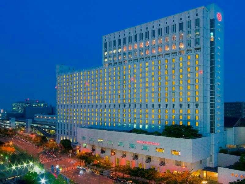 「デイユース」できる【シェラトンホテル】テレワーク、カップルにおすすめ! シェラトン都ホテル大阪