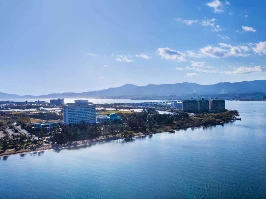 「デイユース」できる【マリオット・ホテル】テレワーク、カップルにおすすめ! 琵琶湖マリオットホテル