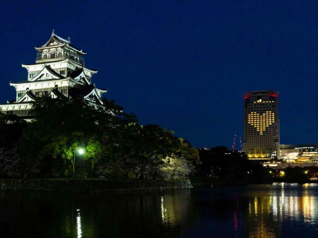 「デイユース」できる【リーガロイヤルホテル】テレワーク、カップルにおすすめ! リーガロイヤルホテル広島