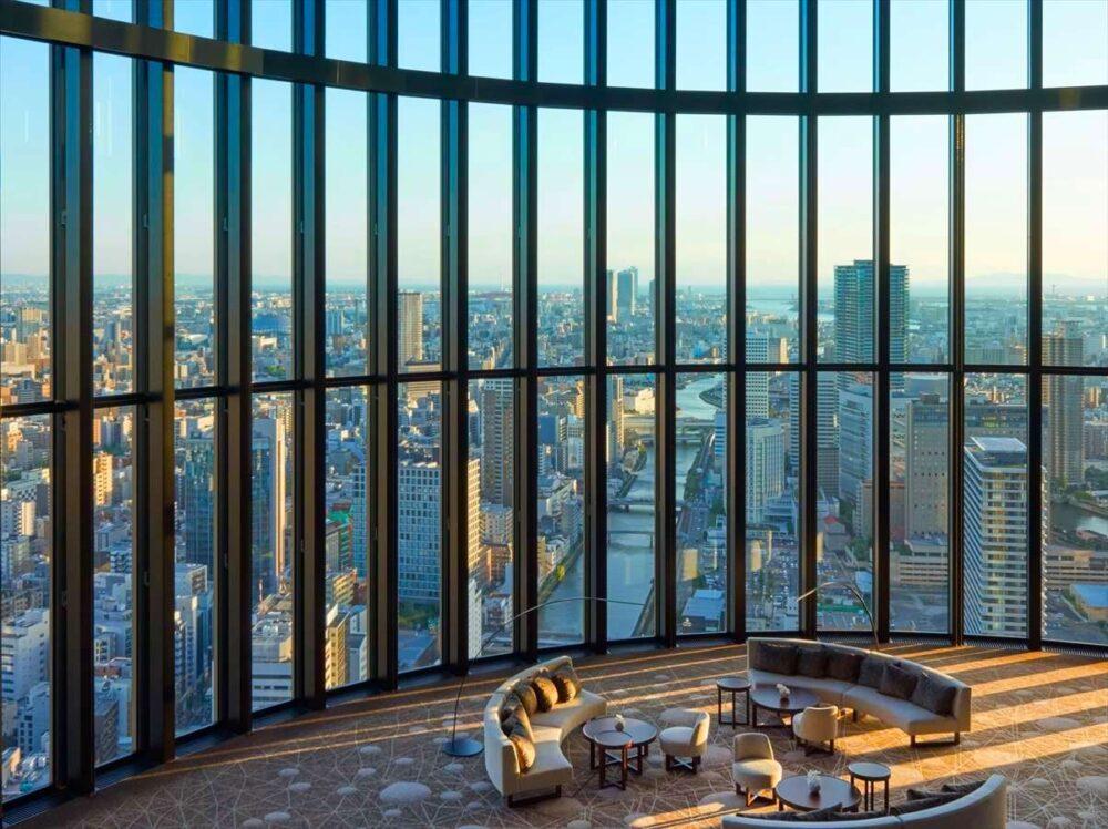 「デイユース」できる【ヒルトンホテル】 テレワーク、カップルにおすすめ! コンラッド大阪
